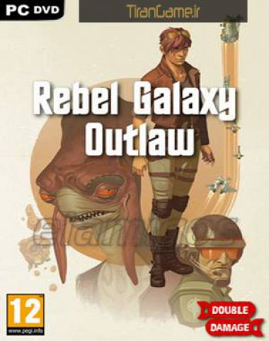 خرید بازی Rebel Galaxy Outlaw