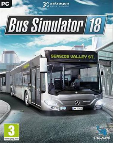 خرید بازی Bus Simulator 18
