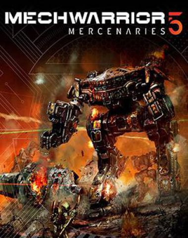 خرید بازی MechWarrior.5.Mercenaries
