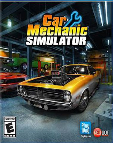خرید بازی Car Mechanic Simulator