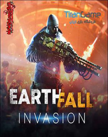 خرید بازی Earthfall Invasion