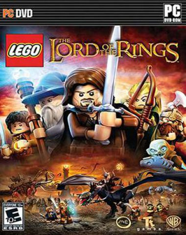 خرید بازی LEGO The Lord of the Rings