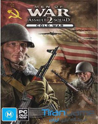خرید بازی Men of War Assault Squad 2 Cold War