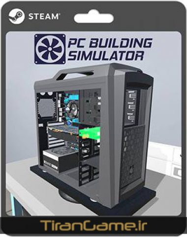 خرید بازی PC Building Simulator
