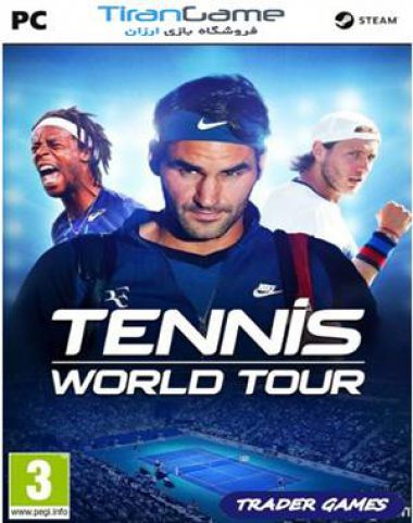 خرید بازی Tennis World Tour